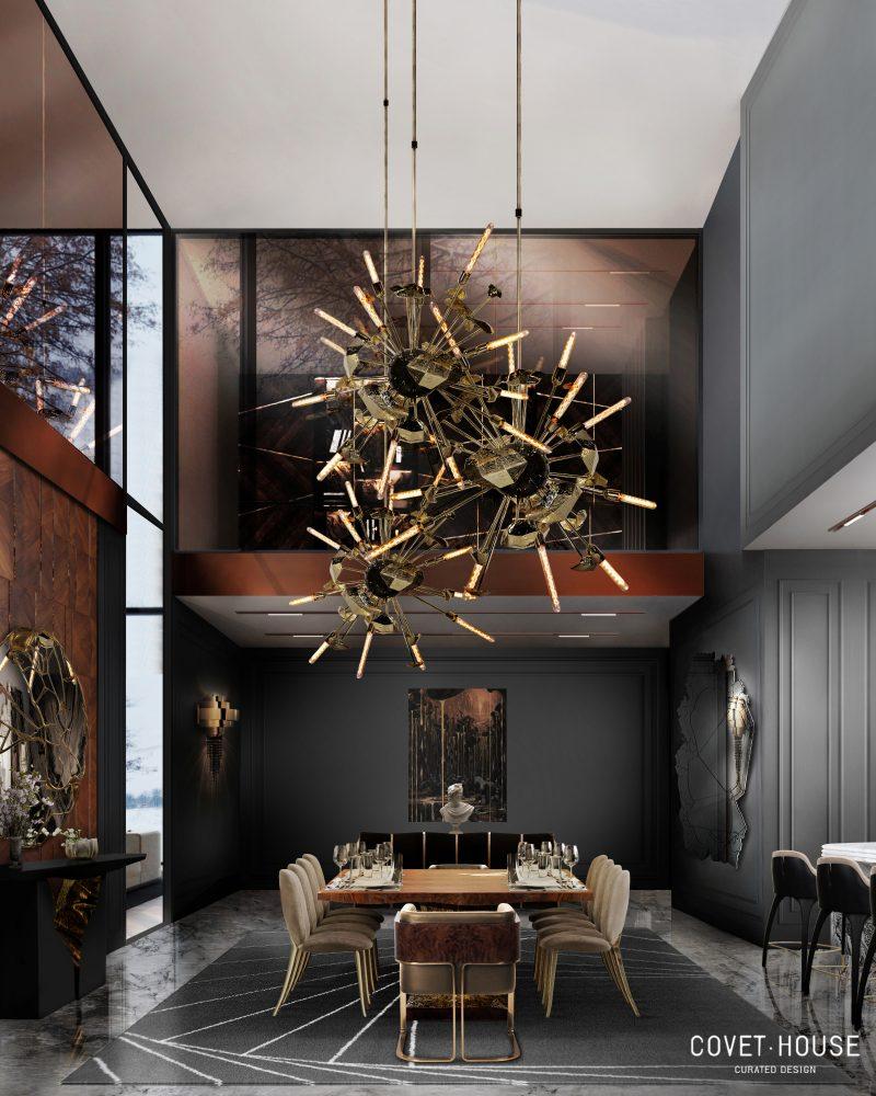 An 8.5 million modern classic villa by Covet House