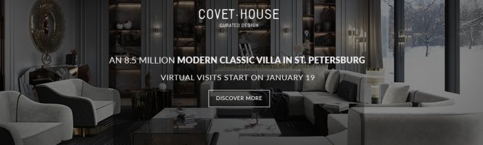 The Most CovetED Modern Classic Villa By Covet House