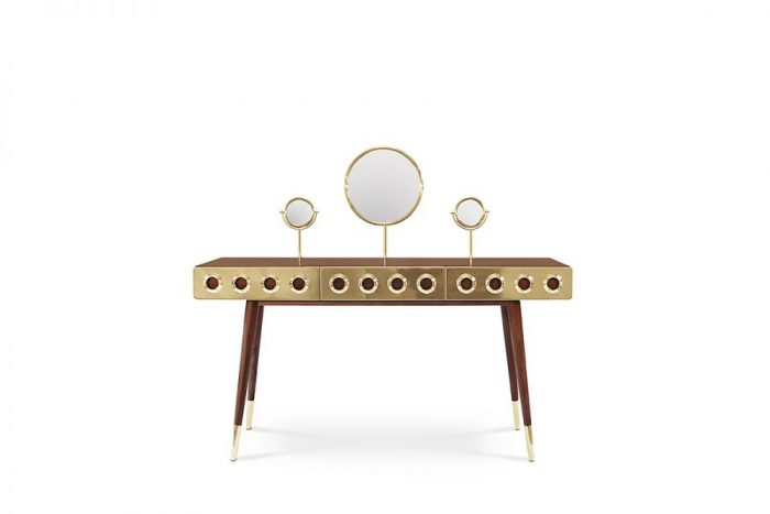 Fashion And Eye-Catching: A Selection of Dressing Tables