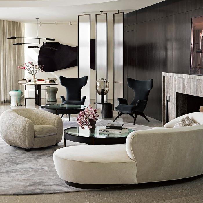 Jamie Bush - Moder Beverly Hills Estate