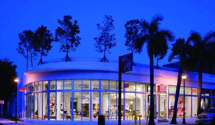 The Most CovetED Showrooms in Miami