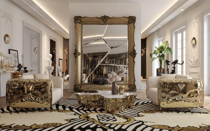 How To Achieve The Look Of A Luxury Parisian Penthouse Master Suite