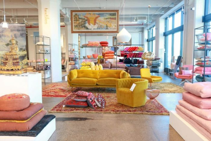 The Most CovetED Showrooms in New York City