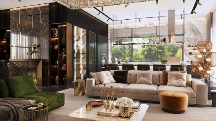 The Best InterThe Best Interior Designers From Moscowior Designers From Moscow