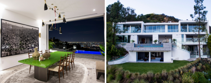 BEST INTERIOR DESIGN PROJECTS IN LOS ANGELES