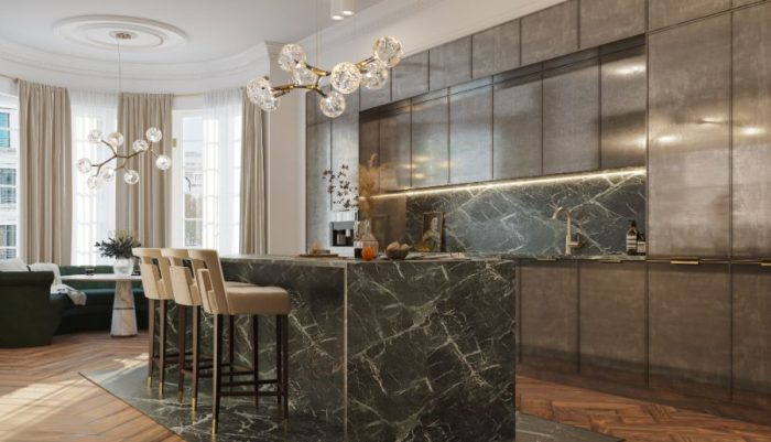 The Eternel Parisian Apartment: Mixing Classic and Contemporary Design