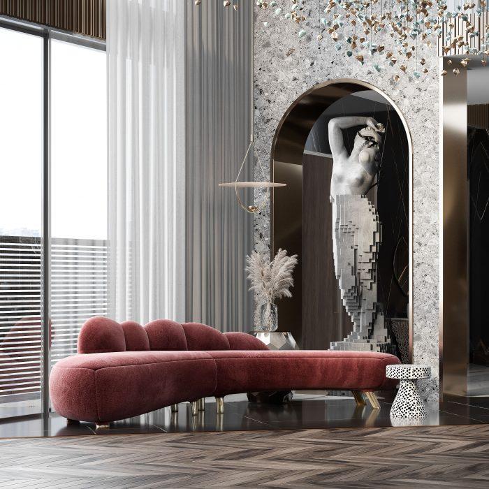 The Vibrant Art House In Saudi Arabia