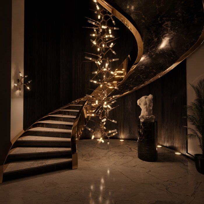The Most CovetED And Exquisite Lighting Collection