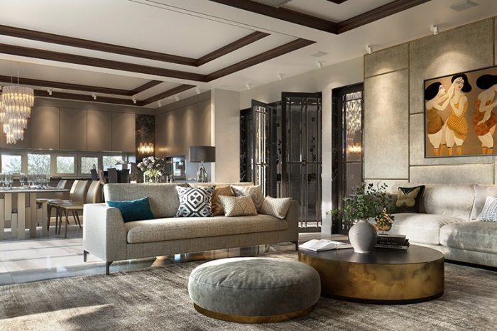 THE BEST INTERIOR DESIGN PROJECTS IN TBILISI
