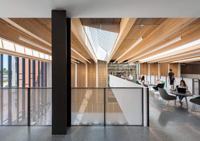 Best Interior Designers: Perkins + Will