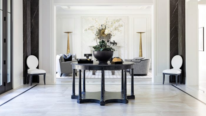 Benjamin Johnston Design: The Power Of Classical Luxury