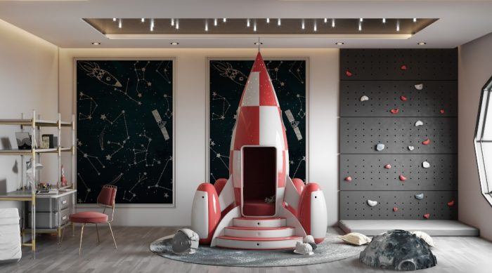 The Stardom Room: Explore Space while on Earth