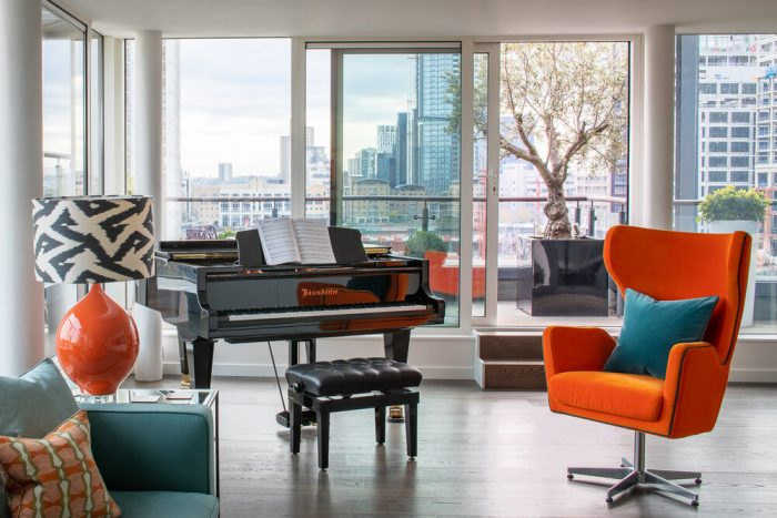 THE BEST INTERIOR DESIGNERS FROM LONDON