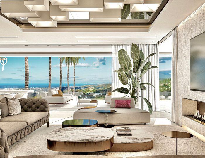 Award-Winning Interior Design Firm Udesign Unveills a New Marbella Masterpiece
