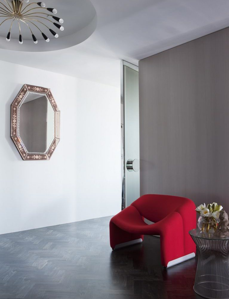 Curated Interior Design by David Hicks