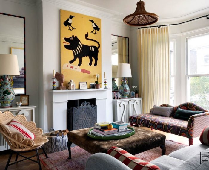 The Most CovetED Selection Of Interior Designers From London