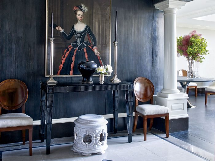 The Remarkable Rooms of Richard Keith Langham