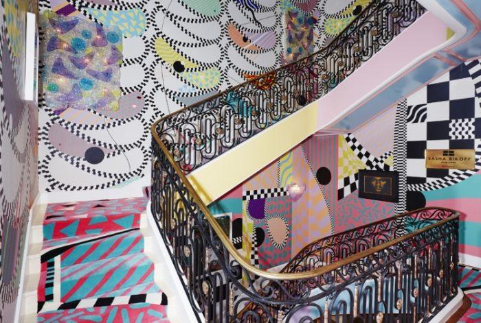 Sasha Bikoff's: Interior Design Meets Maximalism