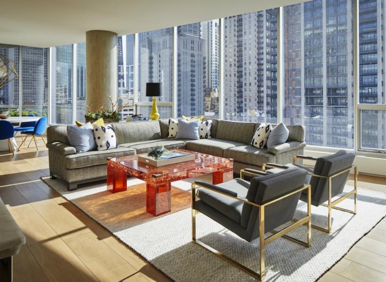 Inspirational Interior designs by Nate Berkus
