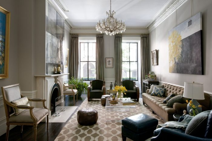 Nina Farmer Interiors: Exuberance And Colour With a Twist