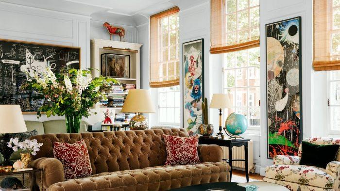Most coveted Interior Designers: Jacques Grange
