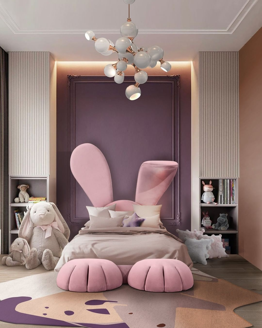 Searching for inspiration? Find Here The Most CovetED Bedroom Inspirations