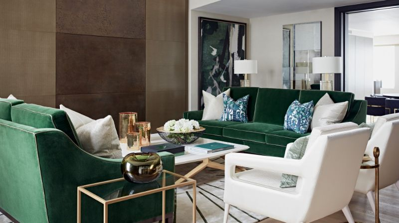 High-End Interior Inspirations From Taylor Howes Design Studio