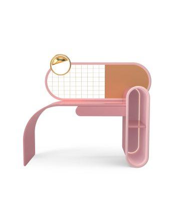 Bubble Gum Desk