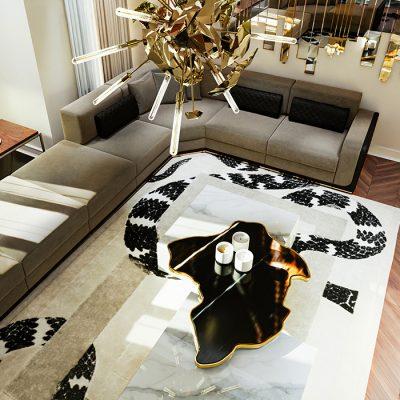A Modern Classic Luxury Flat in Chelsea