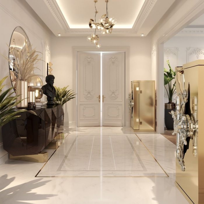 Hall Ideas To Give Your Guests A Warm Welcome