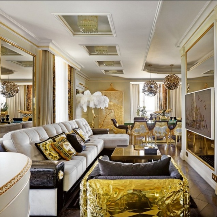 SHINING ALL OVER THE WORLD: INTERIOR DESIGN PROJECTS BY COVET LIGHTING