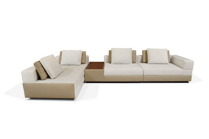 CAPUCHIN: THE MODERN DESIGN ESSENCE WITH CAFFE LATTE HOME'S NEW SOFA