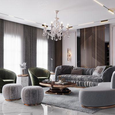 cover coveted opulent villa riyadh