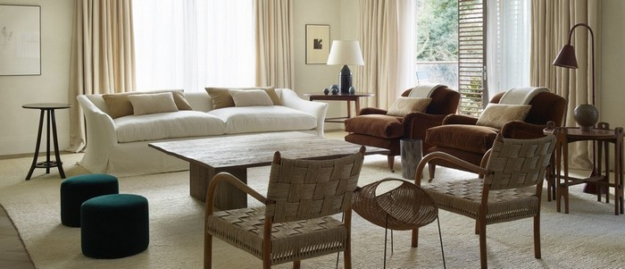 Rose Uniacke: The Pursuit of Both Simplicity and Refinement