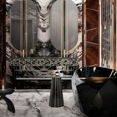 GET INSPIRED: HOW TO GIVE A LITTLE LUXURY TO YOUR BATHROOM (PART III)