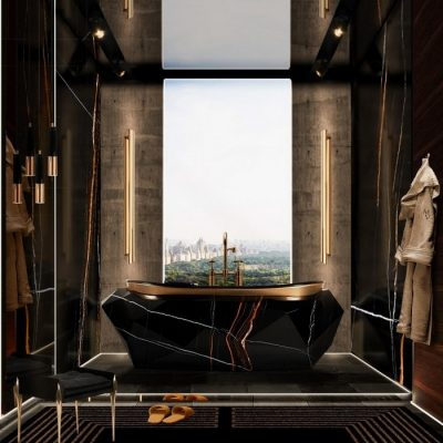 GET INSPIRED: HOW TO GIVE A LITTLE LUXURY TO YOUR BATHROOM (PART IV)