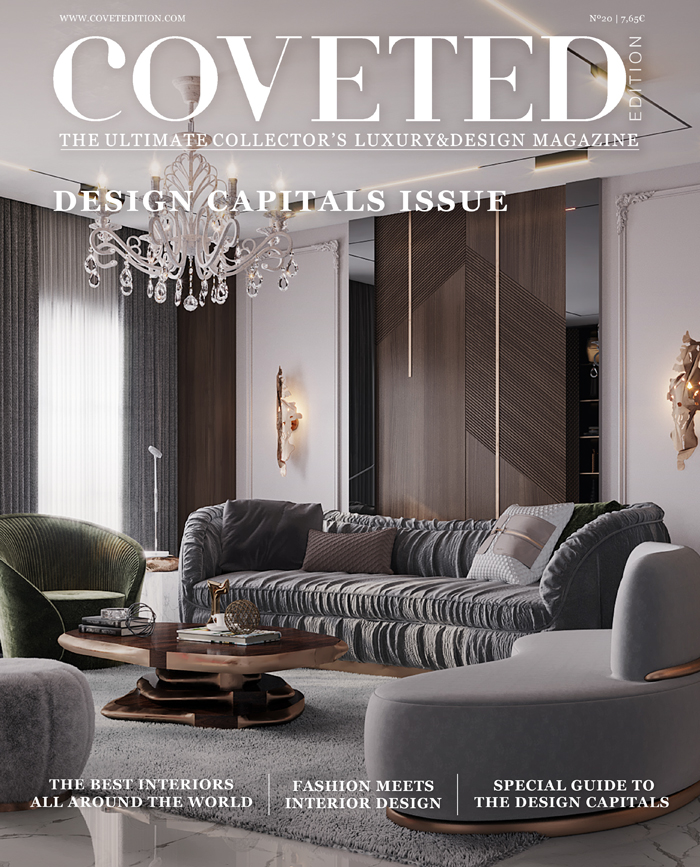 Coveted 20th Edition: Our Editor's Letter