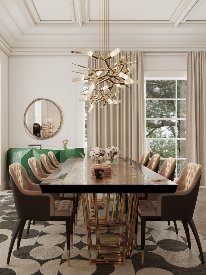 KITCHEN AND DINING ROOM DESIGN IDEAS WITH STYLE TO SPARE (PART VII)