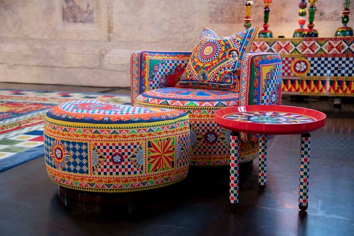 Dolce & Gabbana Home Collection