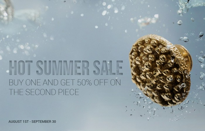 HOT SUMMER SALE: CAN YOU HANDLE IT?