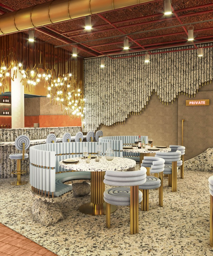 The Ultimate The Ultimate Fine Dining and Design Experience, the new restaurant by MasquespacioDining and Design Experience, the new restaurant by Masquespacio