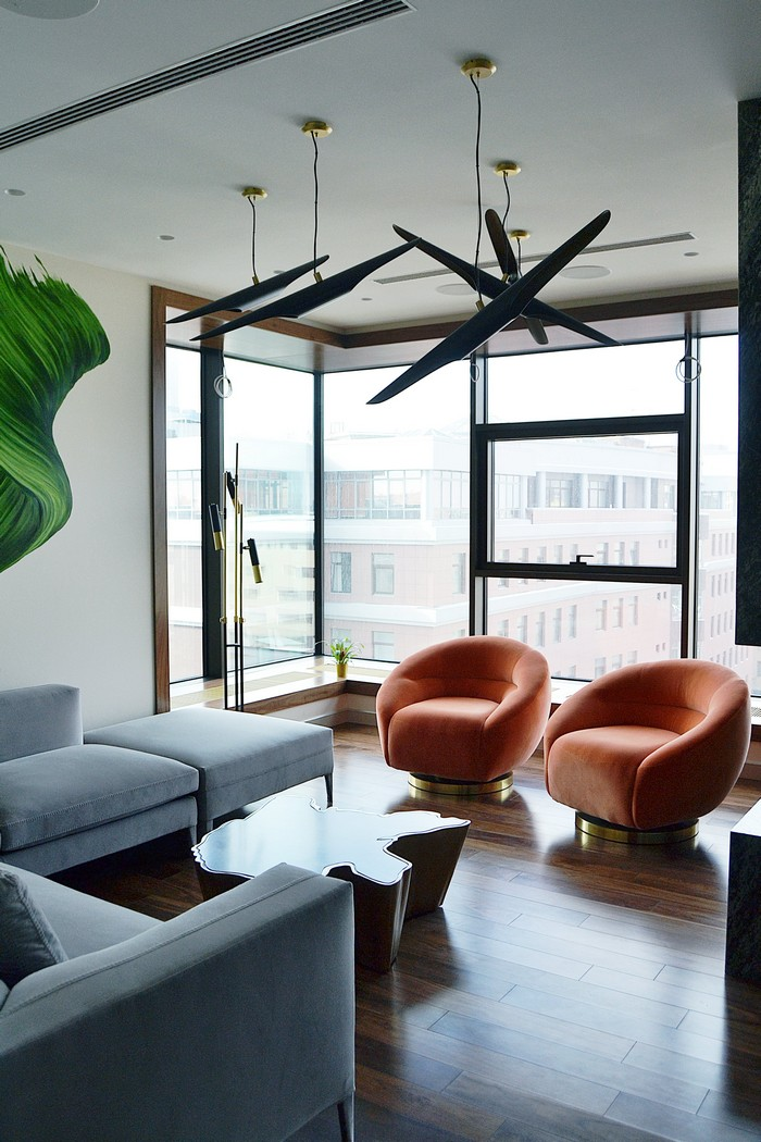 The Perfect Minimalist Residential Project by Anastasya Valueva and Julia Kurepova