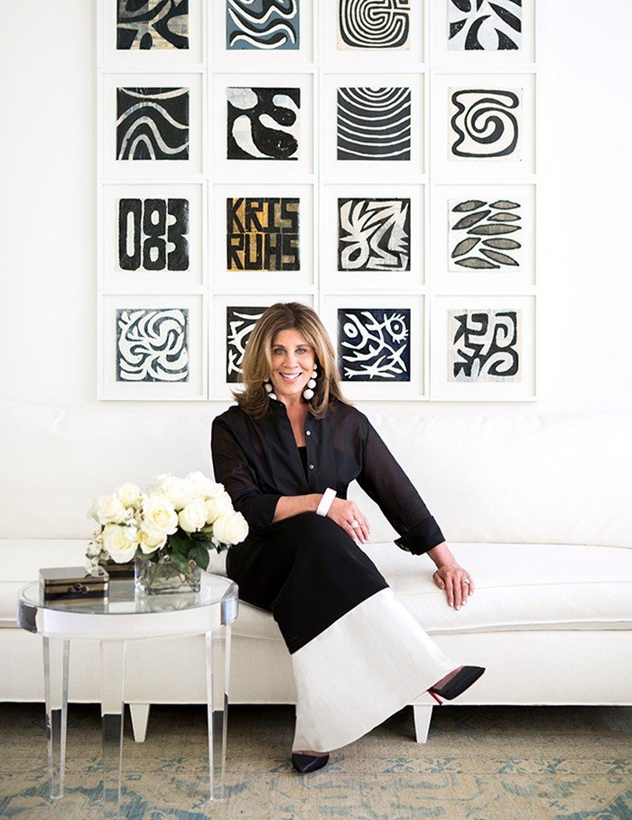 Exclusive Interview With Suzanne Kasler