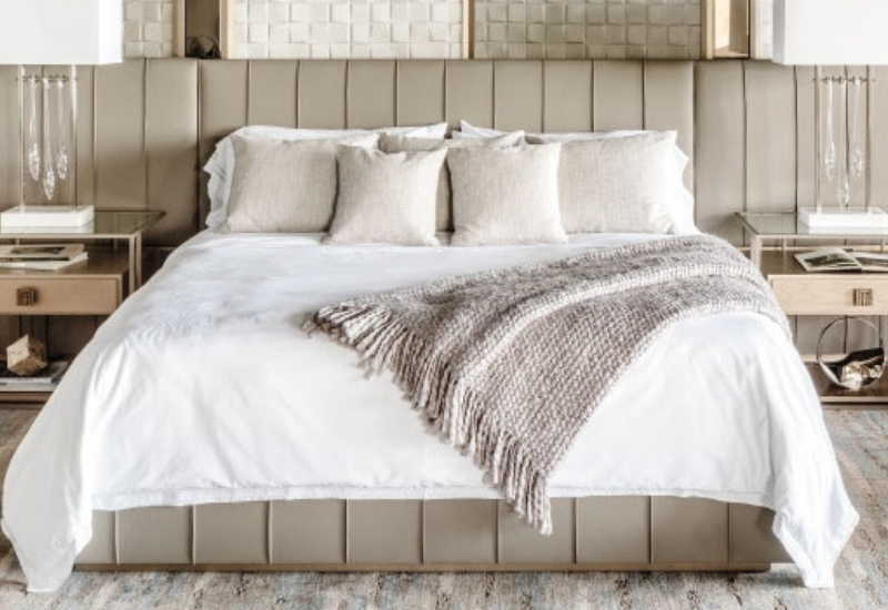 BEDROOM: AN ELEGANT AND MODERN PROJECT BY ADRIANA HOYOS