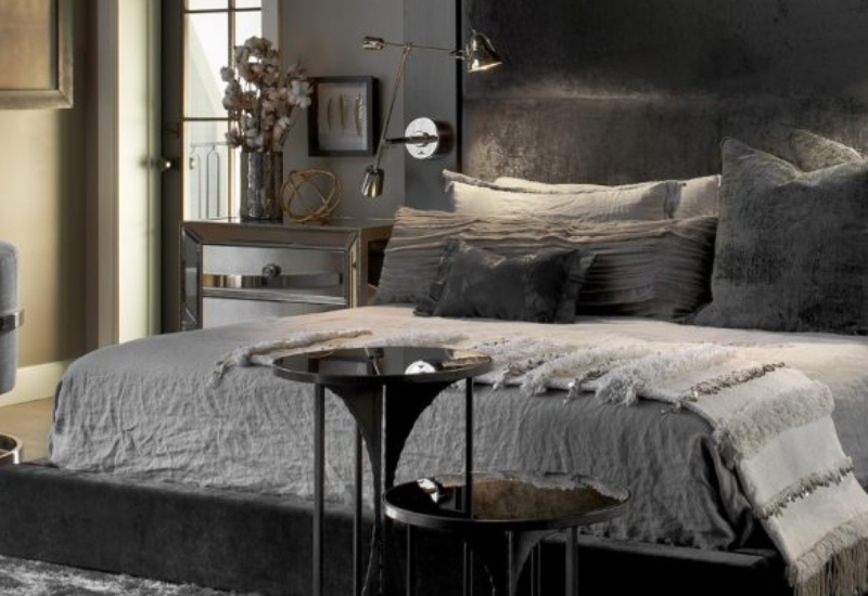 BEDROOM DESIGN: A ROMANTIC AND ELEGANT VIBE