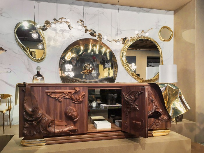 Discover The New Contemporary Sideboard by Boca do Lobo At SuperSalone 2021