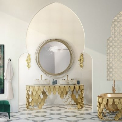 GET INSPIRED: HOW TO GIVE A LITTLE LUXURY TO YOUR BATHROOM (PART VII)