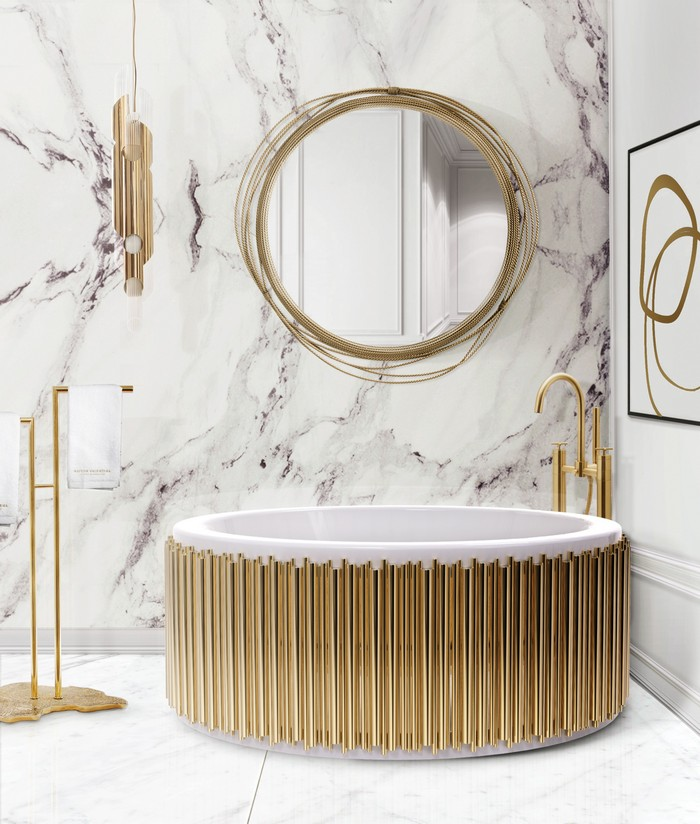 The Elected Metalwork and Its Benefits For Bathroom Designs