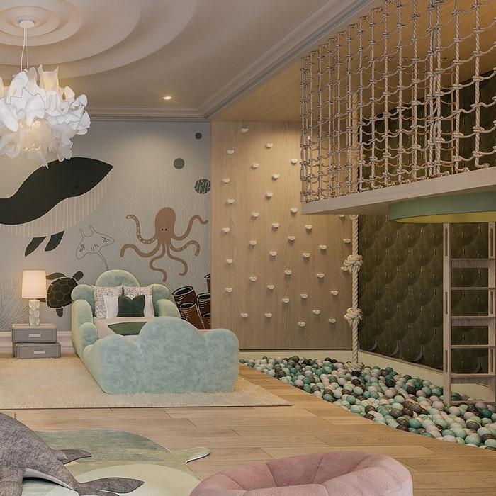 Kid's bed by CIRCU