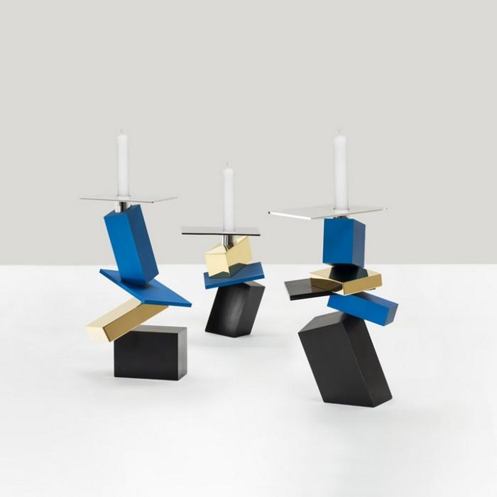 Hervé Van der Straeten, the expression of Design and Modern Art